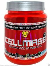 NEW BSN CELLMASS 2.0 CONCENTRATED POST WORKOUT RECOVERY MUSCLE FORMULAS POWDER