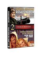 From Noon Til Three / Assassination (Charles Bronson Jill Irela... Free Shipping