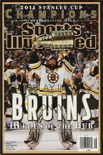 Tim Thomas Sports Illustrated Autograph Replica Print Boston Bruins Champs