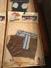 Nib Vintage 1986 Tonka Pound Puppies Aviator Jacket Outfit New Fits Rumpleskins