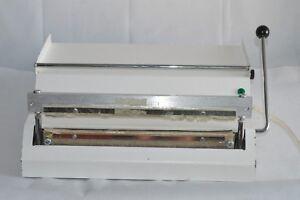 Hawo HD270 MS 4 Folienschweißgerät Einschweißgerät Vakuumierer Siegelgerät /s5