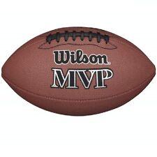 NEW Wilson MVP American Official Size Football - Cheap Soft NFL Park Fan Ball