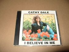 Cathy Dale I Believe In Me 14 Track cd with Lyrics Ex / Near Mint