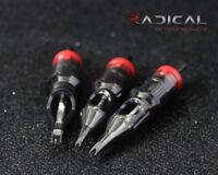 RADICAL Disposable Cartridge Tattoo Needles Rounder Liner Membrane 20pcs/box