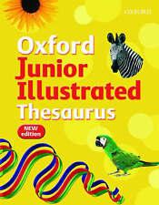 OXFORD JUNIOR THESAURUS, Hachette Children's Books, New Book