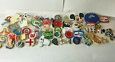 More details for job lot 50 badges mixed lot sports football and others