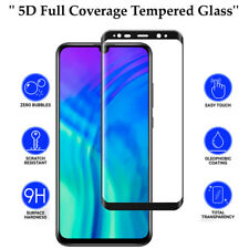 5D Anti Scratch 9H Tempered Glass Screen Protector for Huawei P Smart 2019