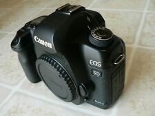 Canon EOS 5D Mark II 26.2MP Digital SLR Camera - Black (Body Only)