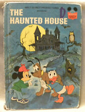 Disney's Wonderful World of Reading The Haunted House, HC,  1975