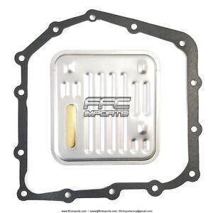 A604 40TE 41TE 41TES Transmission Filter KIT Pan Gasket 88-UP for Chrysler Dodge