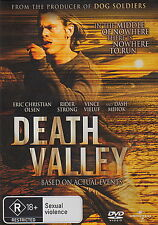 Death Valley - Action / Horror / Thriller - Eric Christian Olsen - NEW DVD RARE