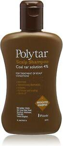 3x Polytar Shampoo 150ml