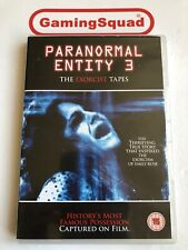 Paranormal Entity 3 DVD, Supplied by Gaming Squad