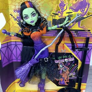 Monster High CASTA FIERCE Witch Doll Halloween 1 Night Only New w/o Outer Box
