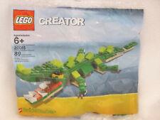 LEGO 20015 - Brickmaster - Alligator