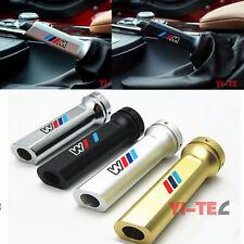 For BMW X1 Series 3 E90 F35 F30 E39 Handbrake Brake Handle Cover Aluminum Alloy