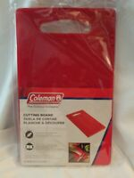 Coleman Red Cutting Board - New