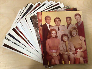 Lot of 31 Various Lost in Space Production Photos (1960s) - Set 3