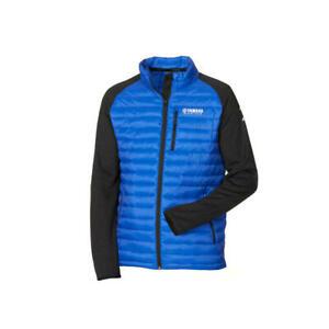 Genuine Yamaha 2020 Men's Paddock Blue Hybrid Jacket SIZE EXTRA LARGE