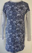 Eat Ants by Sanetta Kleid Sweatkleid Kleid mit Taschen und Blumenprint Gr. 164