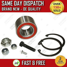 VW LUPO 1.0,1.4,1.6,1.7 FRONT WHEEL BEARING + NUT 1998>2005 *BRAND NEW*