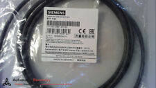 SIEMENS 6GT2891-4FH20; PLUG IN DOUBLE-ENDED COMMUNICATION CABLE, NEW #189408