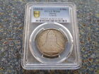 German Empire Saxony 3 Mark 1913 Silver PCGS high Grading MS66  Leipzig Monument