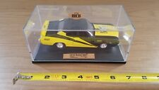 1970 Tootsietoy Buick GSX Model Car Black Yellow Hard Body 1 out of 10,000