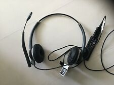 Kit Casque Plantronics HW720 + DA80