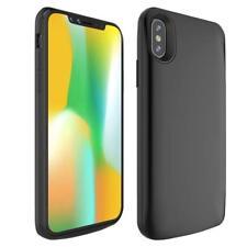 Funda iPhone XS X Batería, brexlink 6000mAh Iphone 10 carga portátil recargable