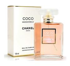 Coco Mademoiselle by Chanel Eau de parfum women's 3.4 oz / 100 mL New Sealed