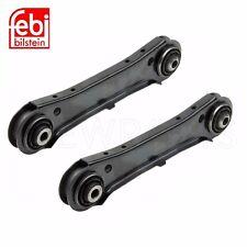 For BMW E90 E91 E92 E84 Pair Set of 2 Rear Upper Forward Control Arms+Bushings