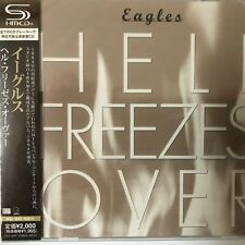 Hell Freezes Over by Eagles (SHM-CD. jp), Mar-2011, Universal -UICY-15007