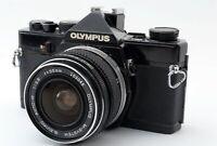 Olympus om-1 w/ 35mm F2.8 Lens 35mm SLR Camera Excellent From Japan