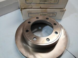 2-Front Disc Brake Rotor 4WD - fits Ford F250 Super Duty & F350  & Super Duty 99