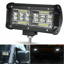 7inch 108W 36LED Work Light Bar Combo Flood Spot Fog Driving Lamp Offroad Truck