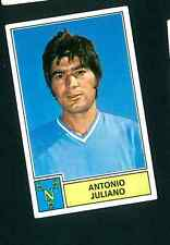 Figurine Calciatori Panini 1971-72! Antonio Juliano (Napoli)! Nuova!!