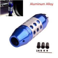 Blue Universal Aluminum Automatic Car Gear Shift Shifter Lever Handle Stick Knob