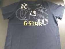 G Star T-shirt Mens Medium Blue