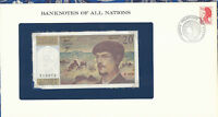 Banknotes of All Nations France 20 Franc 1980 AUNC P 151a series V.006*