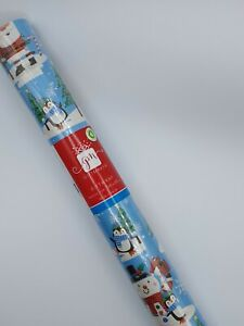 BUY 2 GET 1 FREE 5MX69CM CHRISTMAS WRAPPING PAPER/ CHRISTMAS WAPPING PAPER ROLL