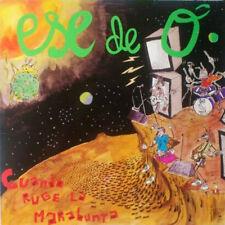 S.D.O. 100% VEGETAL Cuando Ruge La Marabunta LP . hardcore hip hop crossover