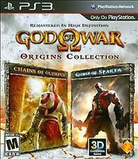 God of War: Origins Collection PLAYSTATION 3 (PS3) Action / Adventure (Video