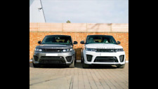 Facelift conversion for Range Rover sport and Range Rover Vogue to 2018