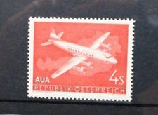 AUSTRIA 1958 Airlines Aircraft Aviation. Set of 1. Mint Never Hinged. SG1329.