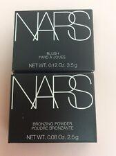 NARS Blush Powder Orgasm 3.5g & Laguna Bronzing Powder 2.5g Travel Sizes