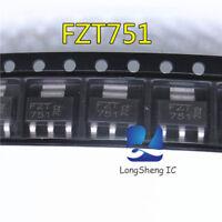 10CPS FZT751 ZT751 SOT-223 new