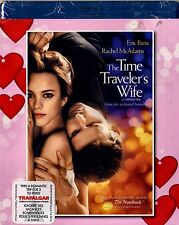 NEW BLU-RAY // The Time Traveler's Wife // Rachel McAdams, Eric Bana, Arliss How
