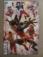 Teen Titans #21 DC Comics 2nd Full app Crush (Lobo's Daughter) Variant 9.6 NM+