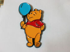 Winnie the Pooh with Blue Balloon Disney Pin Badge